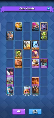 Clash Royale Clan Manager Screenshot #5