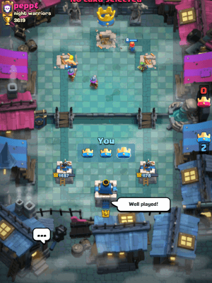 Clash Royale Recruitment Screenshot #14