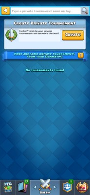 Clash Royale Recruitment Screenshot #2