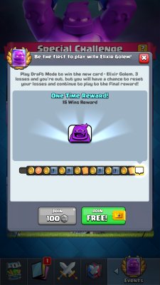 Clash Royale Season 4 Shocktober Screenshot #4