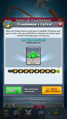 Clash Royale - Season Pass Screenshot #3