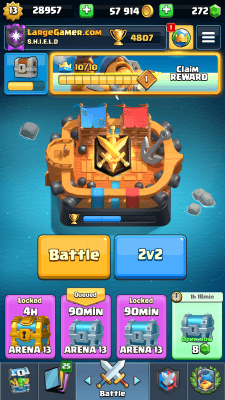 Clash Royale - Season Pass Screenshot #4