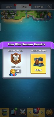 Clash Royale Recruitment Screenshot #10