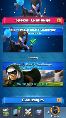 Night Witch Draft Challenge Screenshot #1