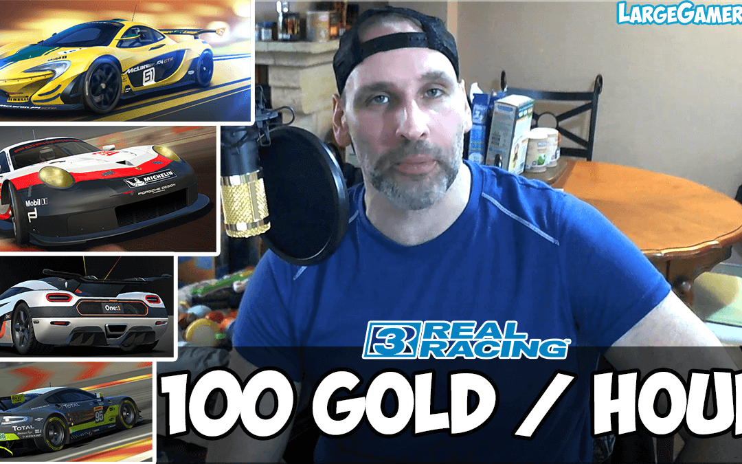 Real Racing 3 Time Zone Trick Official Unlimited Gold Coins