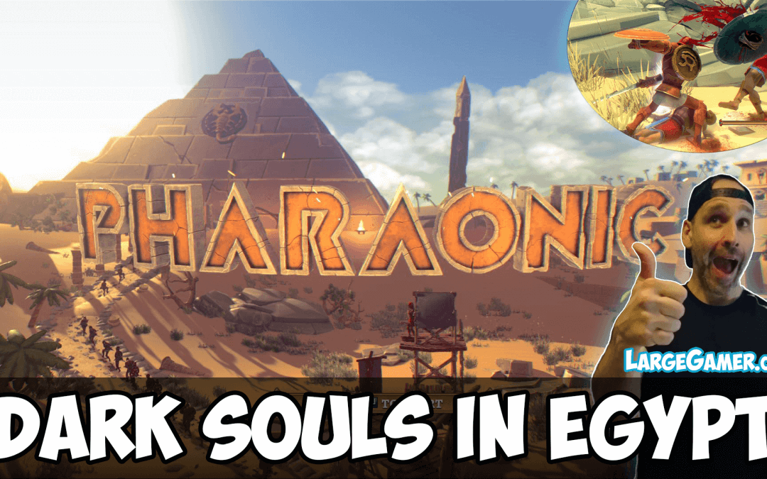 Pharaonic Your 2D 3D Alternative to Dark Souls in Egypt