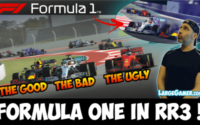 Real Racing 3 Formula 1 Update – Good, Bad and Ugly !