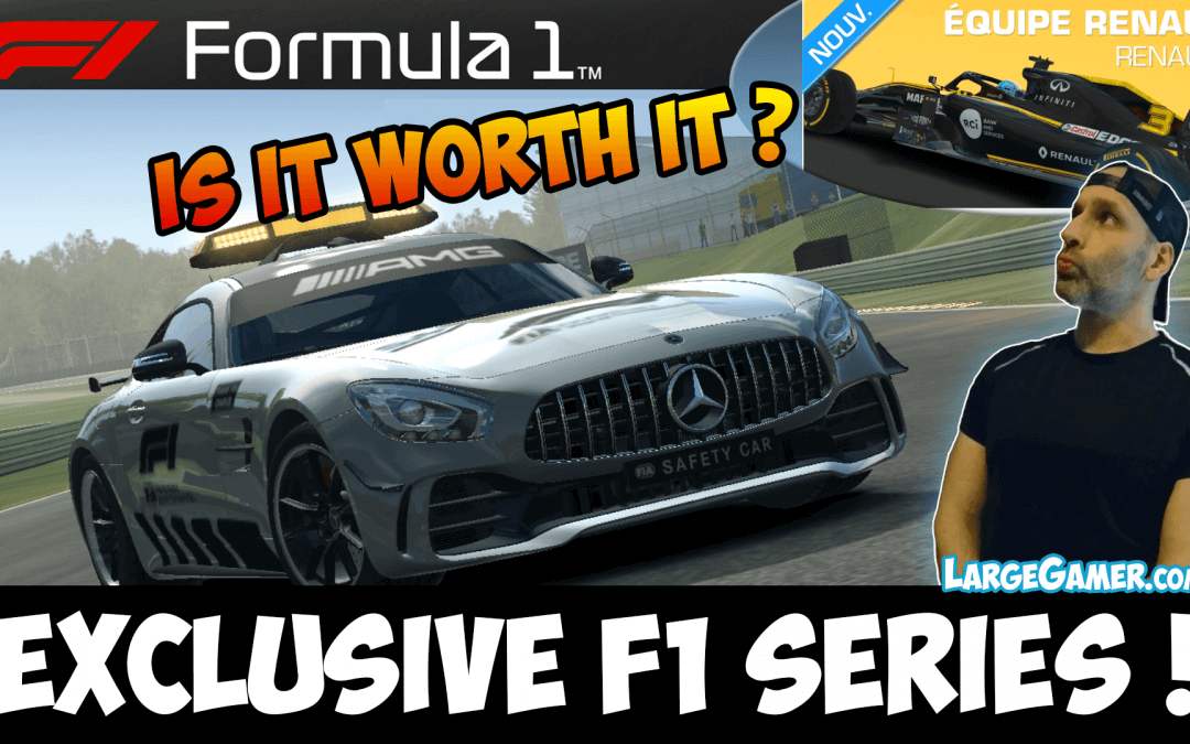 Real Racing 3 Exclusive Series Formula 1 Good or Not ?