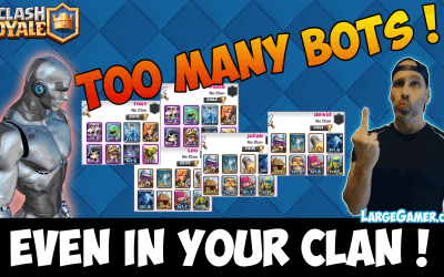Clash Royale BOTS – Too Many in Ladder even in Your Clan !